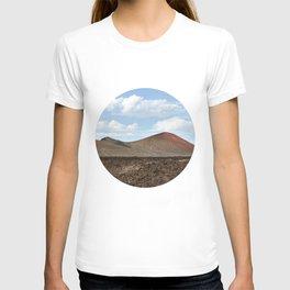 Lanzarote Landscapes - Spain T-shirt