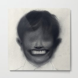 HOLLOW CHILD #09 Metal Print