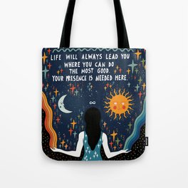 Do the most good Tote Bag