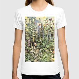 Jessie Willcox Smith - A Child's Garden Of Verses - Digital Remastered Edition T-shirt