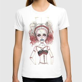 Marionette Corpse Art by Laurie Leigh T-shirt