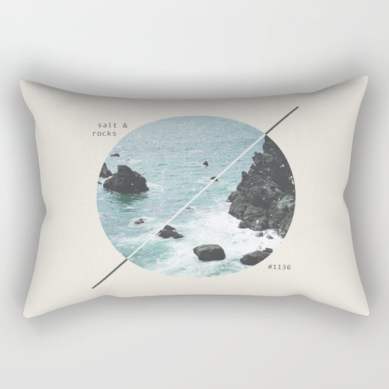SALT & ROCKS Rectangular Pillow