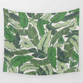 Savusavu Tropical Print Wall Tapestry
