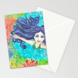 My Mermaid Friend Makielia Stationery Cards