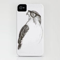 Hawk with Poor Eyesight iPhone (4, 4s) Slim Case