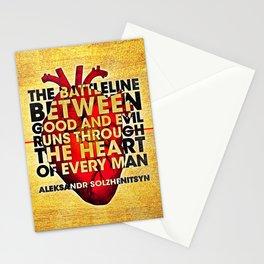 The Battleline Stationery Cards