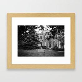 Cambridge Framed Art Print
