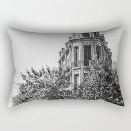 Barrio de la Boca. Buenos Aires. Rectangular Pillow