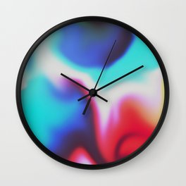 Dipping In Gradients Wall Clock