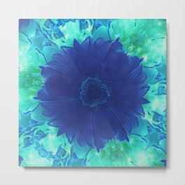 Flower Power 9 Metal Print