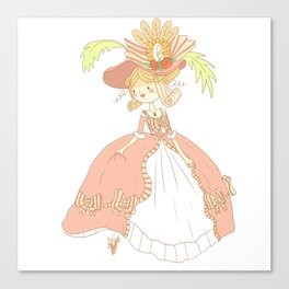 AnneMarie Canvas Print