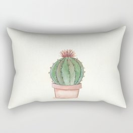 Cactus flower Rectangular Pillow