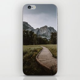 Yosemite Path iPhone Skin