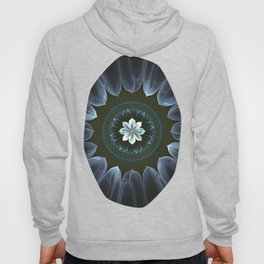 Blossom Within in White Hoody
