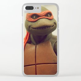 You dirty rat. You killed my brudda. You dirty rat. Oooh! Woo-hoo! Clear iPhone Case