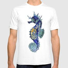 Blue Horse T-shirt