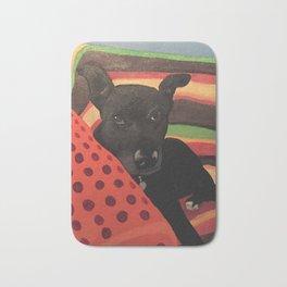 Baja Dog Bath Mat