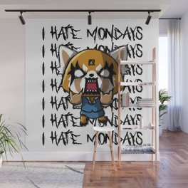 I hate the mondays Wall Mural