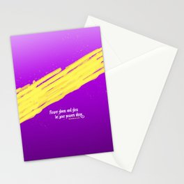 GLEAM & GLOW Stationery Cards
