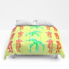 Geth Everywhere Comforters