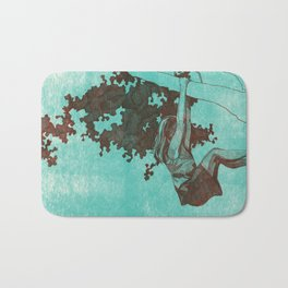 To Kill A Mockingbird Bath Mat