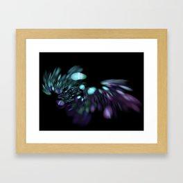 Warped Thinking Framed Art Print