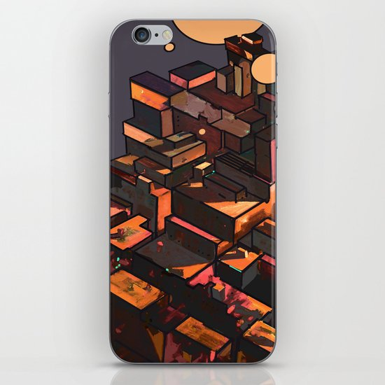 Locals Only - The Bronx, NY iPhone & iPod Skin
