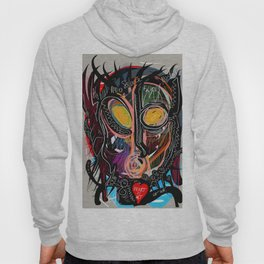 Heart is Art inspired by the music of Thomas Dolby Hoody