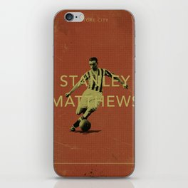 Stoke City - Matthews iPhone Skin