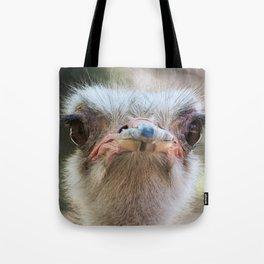 You looking' at me? Tote Bag