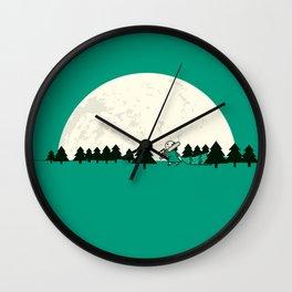 Christmas the 25th Wall Clock