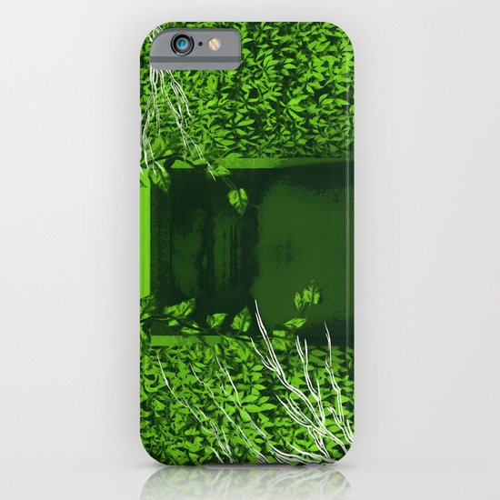 """""""Overgrown"""" by Justin Hopkins iPhone & iPod Case"""