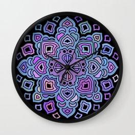 Mandala 06 Wall Clock