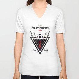 Bushido Code - Loyalty Unisex V-Neck