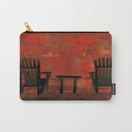 Chairs on PEI (A) Carry-All Pouch