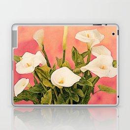 Monterey Calla Lilies Laptop & iPad Skin