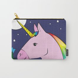 Unicorn Moon Carry-All Pouch