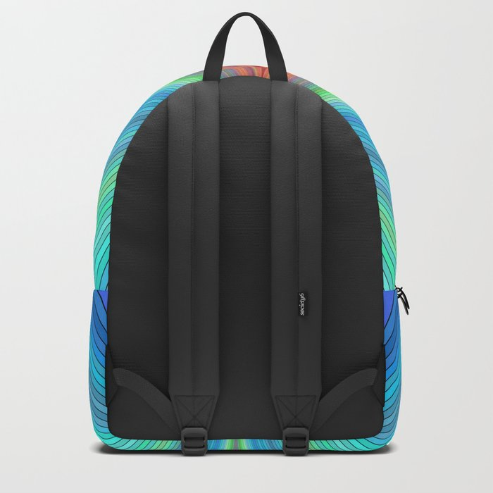 Happy abyss Backpack