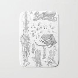 Cephalopods Bath Mat