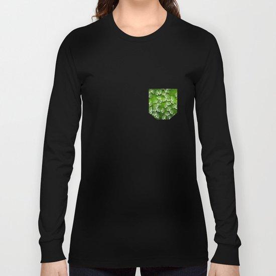 Fields of Green Long Sleeve T-shirt