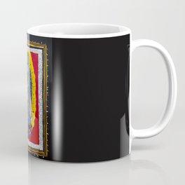 Virgen by Numbers Coffee Mug