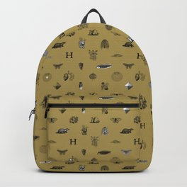 House of the Loyal - Pattern II Backpack