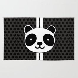 Racing Panda Rug