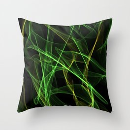 Summer lines 2 Throw Pillow