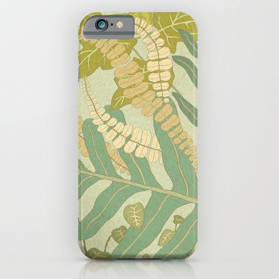 Ferns iPhone & iPod Case