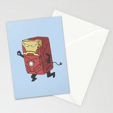 Refrig'r-Iron-Man Stationery Cards