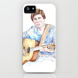 Sam Woolf - Watercolor iPhone Case
