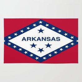 flag of arkansas-america,usa,The Natural State,Arkansan, Arkansawyer,Arkanite,Little Rock,Fort Smith Rug