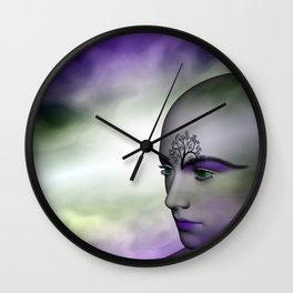in the shop window -101- Wall Clock