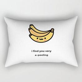 JUST A PUNNY BANANA JOKE! Rectangular Pillow